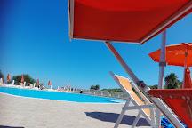 Spiaggia di Crovatico, Vieste, Italy