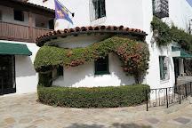 The Historic La Arcada Courtyard, Santa Barbara, United States