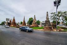 Wat Suwandawas, Ayutthaya, Thailand