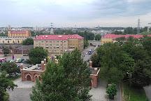 Brandenburg Gate, Kaliningrad, Russia