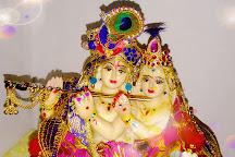 ISKCON Chandrodaya Temple, Mayapur, India