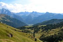 Sella Pass, Selva di Val Gardena, Italy