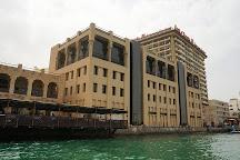 Deira Old Souk Abra Station, Dubai, United Arab Emirates