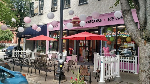 Life is Sweet Candy Store & Cupcake Store