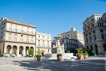 Plaza de San Francisco, Havana, Cuba