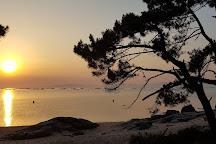 Playa Area das Pipas, O Grove, Spain