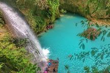 Kawasan Falls, Moalboal, Philippines
