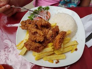 Restaurante Las Rocas 1