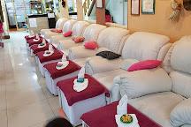 Pian massage, Bangkok, Thailand