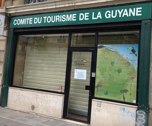 Comité du Tourisme de la Guyane à Paris