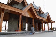 Tara Devi Temple, Taradevi, India