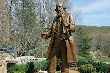 The North Carolina Arboretum, Asheville, United States