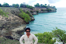 Pantai pasir Putih Lhok Me, Banda Aceh, Indonesia