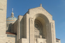 Basilica of the National Shrine of the Immaculate Conception, Washington DC, United States