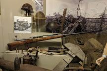 Hooge Crater Museum, Ieper (Ypres), Belgium