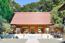 Nogi Shrine, Minato, Japan