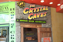 The Crystal Caves - A Mirror Maze Adventure, Niagara Falls, Canada
