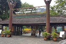 Sarawak Cultural Village, Kuching, Malaysia