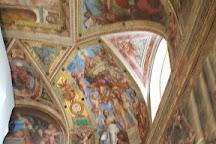 Stanze di Raffaello, Vatican City, Italy