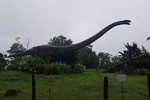 Dino Park Blue River, Rincon de La Vieja, Costa Rica