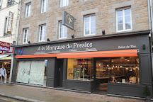 A La Marquise de Presles, Granville, France