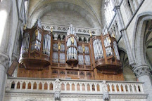 Saint Martin's Cathedral, Ieper (Ypres), Belgium