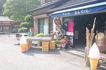 Ruins of Takijiri-oji, Tanabe, Japan