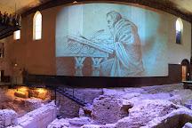 Saint-Laurent Archaeological Museum, Grenoble, France