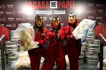 La Casa De Papel, Madrid, Spain