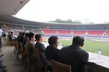 Kim Il Sung Stadium, Pyongyang, North Korea