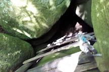 Cave of Achaia, Ilha Grande, Brazil