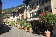 Twannbachschlucht, Twann, Switzerland