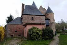 Verrerie, Centre Culturel du Manoir de Fontaine, Blangy-sur-Bresle, France