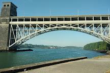 Britannia Bridge, Bangor, United Kingdom