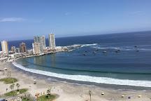 Playa Chanavayita, Iquique, Chile
