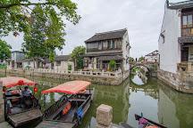 Fengjing Ancient Town, Shanghai, China