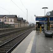 Станция  Bad Schandau