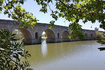 Roman Bridge, Merida, Spain