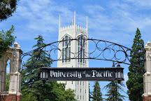University of the Pacific, Stockton, United States