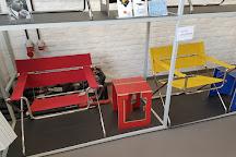 Bauhaus Dessau Foundation, Dessau, Germany