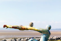 Venus and Cupid Sculpture, Morecambe, United Kingdom