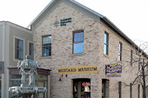 National Mustard Museum, Middleton, United States