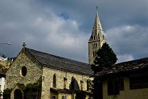 Eglise St Germain, Saviese, Switzerland
