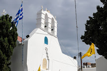 Church of Saint George, Mykonos Town, Greece