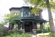Center for Colorado Women's History at the Byers-Evans House, Denver, United States
