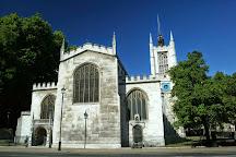Saint Margaret's Church on Parliament Square, London, United Kingdom