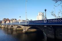 Queen Elizabeth II Bridge, Belfast, United Kingdom
