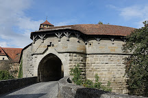 Spital Bastion, Rothenburg, Germany