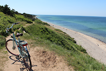 Nordkystens Cykeludlejning, Gilleleje, Denmark