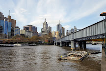 Sandridge Bridge, Melbourne, Australia